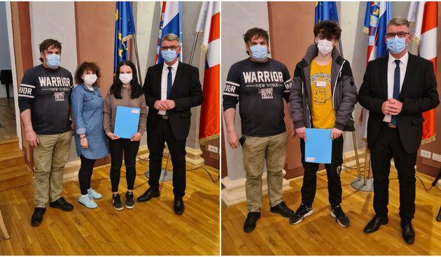 FOTO Grad Mursko Središće sufinancira stipendije za obrtnička i deficitarna zanimanja