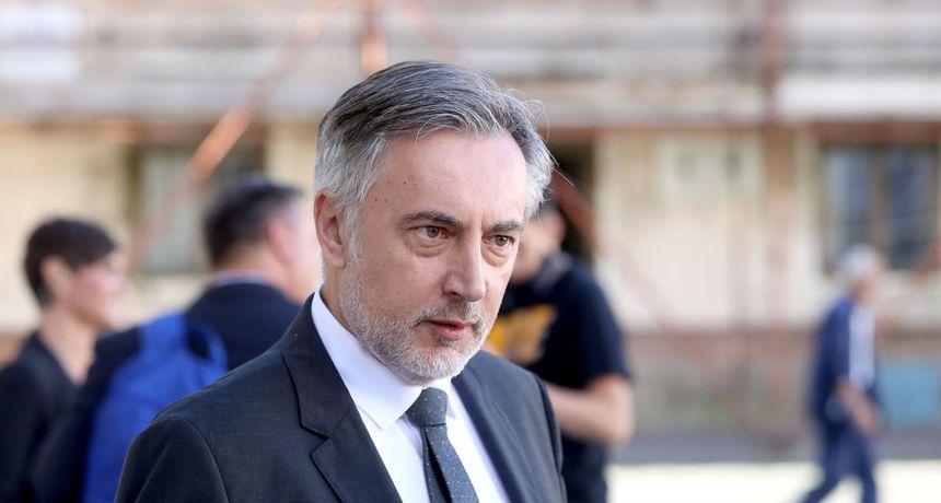 Domovinski pokret: 'Izjava ministra Banožića o napadu na Markovom trgu zastrašujuća je'