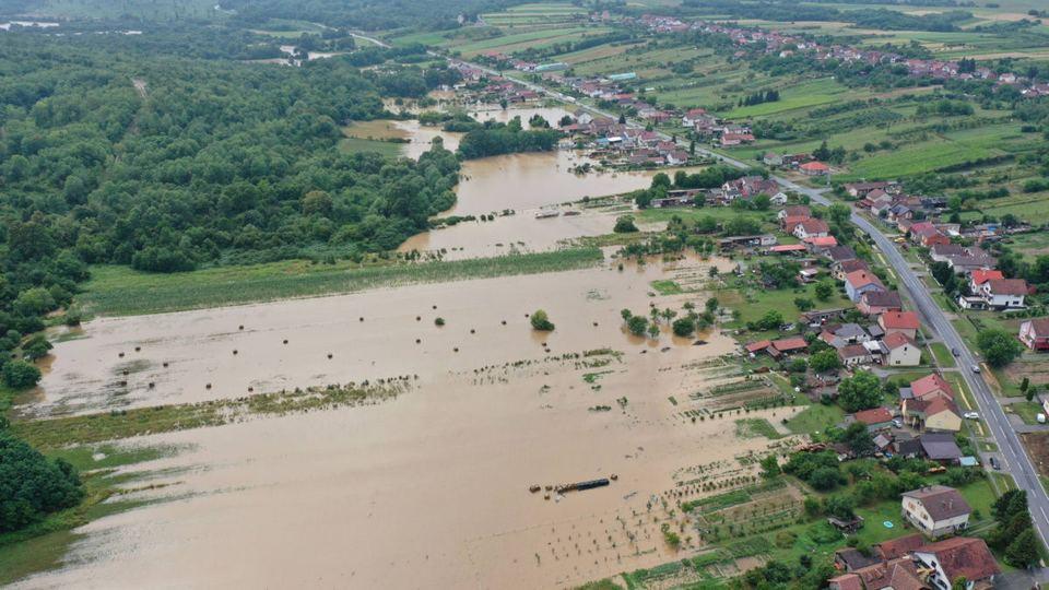 Poplave u našičkom kraju