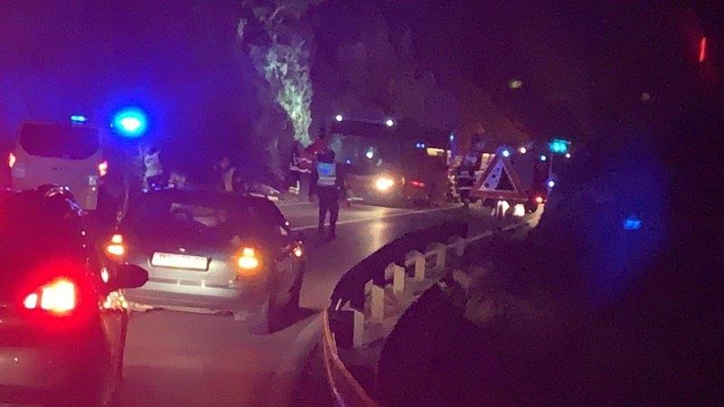 Sudar auta i autobusa kod Dubrovnika: Vozačica prebrzo vozila, teže je ozlijeđena
