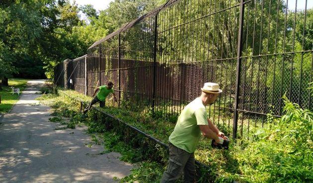 ZOO vrt doveden u pristojnije stanje, a Unikom kreće u novu organizaciju čišćenja javnih površina