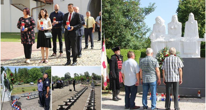 FOTO Dan antifašističke borbe obilježen u Čakovcu i Svetom Jurju u Trnju