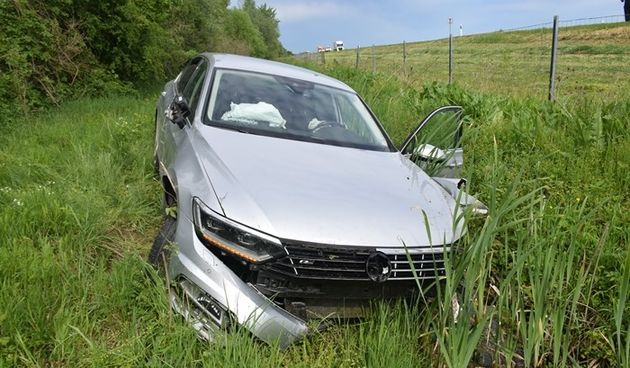Teško ozlijeđen prilikom slijetanja s autoceste