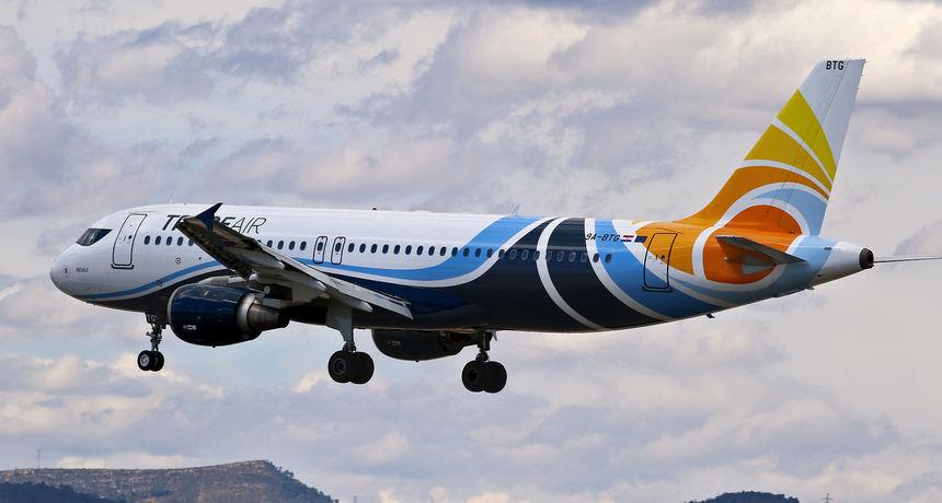 Hrvatski avion pun slovenskih putnika udario u jastreba, odmah se morao vratiti na aerodrom kod Ljubljane
