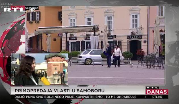 Ima 33 godine, najmlađa je gradonačelnica u Hrvatskoj i prva žena u povijesti koja će upravljati Samoborom. Petra Škrobot bila je gošća RTL-a Danas (thumbnail)