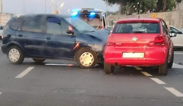 Prometna nesreća na Poluotoku