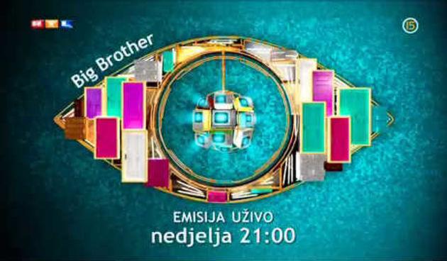 'Big Brother' emisiju uživo ne propustite u 20 sati na RTL-u (thumbnail)