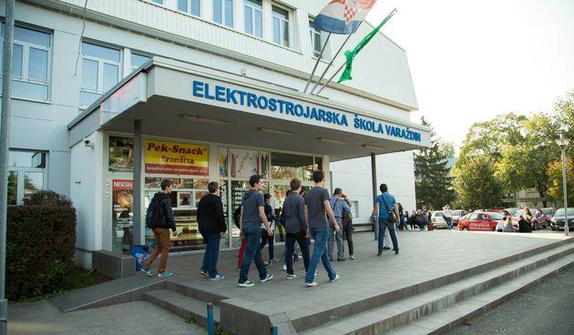 Elektrostrojarska škola Varaždin