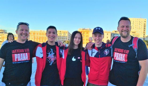 Četvero karlovačkih boraca zaustavljeno u četvrtfinalu prvenstva Hrvatske u taekwondou održanog u Zadru