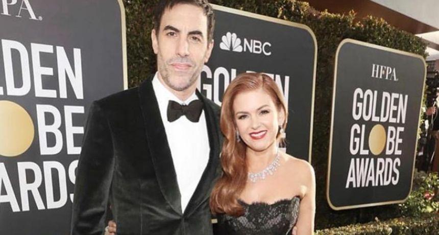Isla Fisher i Sacha Baron Cohen aka Borat zajedno su dvadeset godina, imaju troje djece i o tome ne pričaju u javnosti