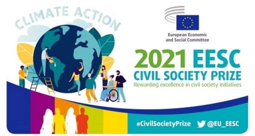 """EGSO pokrenuo """"Nagradu za civilno društvo"""" posvećenu klimatskom djelovanju"""