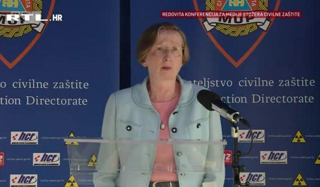 Markotić: Ne možemo glumiti policiju (thumbnail)