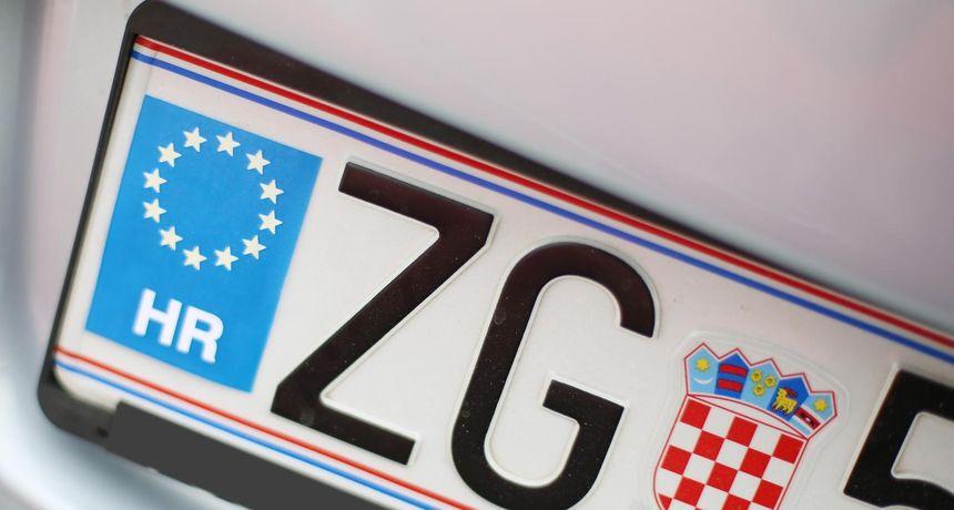 Nagađalo se da je auto oštećen u Splitu zbog zagrebačkih tablica, no sada su se javili 'pravi krivci'