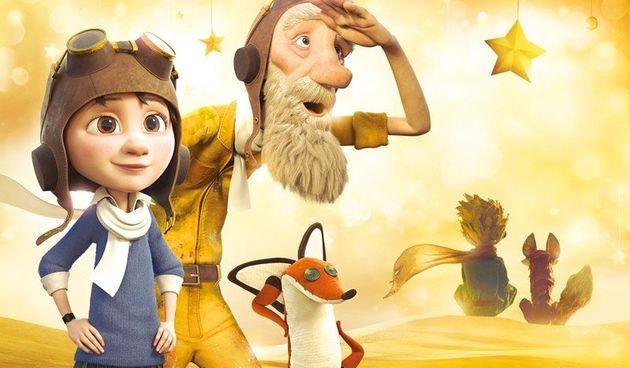 Animirana verzija kultnog romana 'Mali princ' vodi vas na nevjerojatno putovanje u svijet mašte