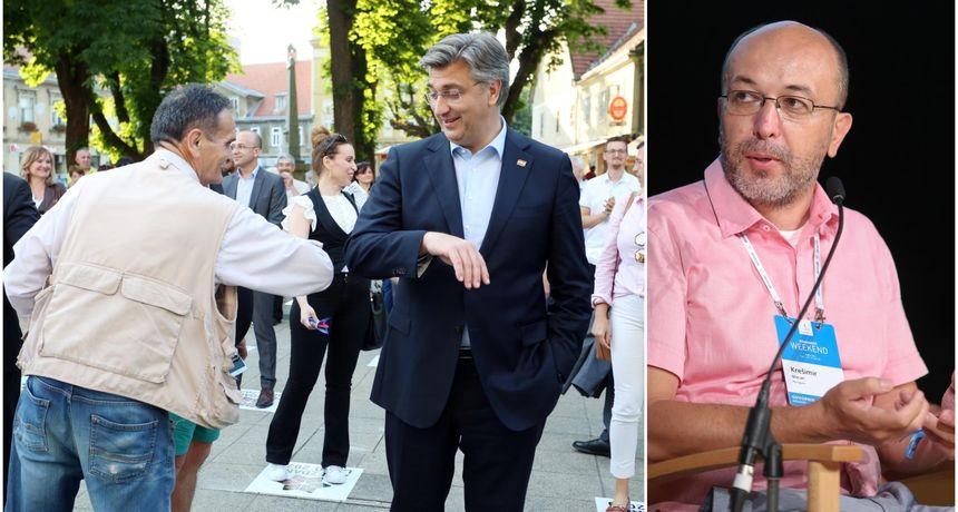 Treba li Plenković u izolaciju? Politički analitičar za RTL.hr kaže: 'Ako to napravi, gubi izbore'