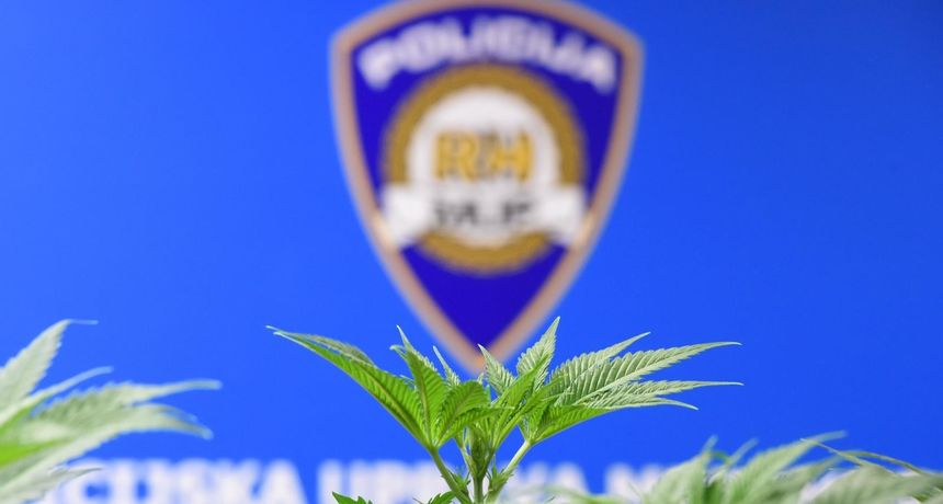 PETORICA PALA ZBOG DROGE U Međimurju dilali marihuanu, amfetamin, MDMA i kokain