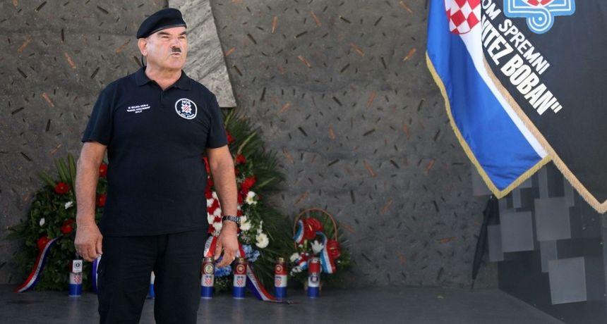 Skejo se potužio u Kninu: 'Nismo dobili pozivnice', opet nahvalio ustaški pozdrav i ustvrdio: 'Mi smo živuća povijest'
