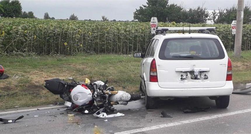Još jedna smrt motociklista na slavonskim cestama