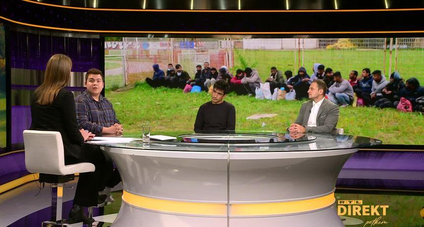 Sirijac, Afganistanac i Iranac u Direktu: 'Svako jutro se budimo u Zagrebu i ne želimo se vraćati doma. Ovo su naše priče...'