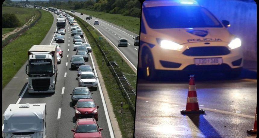 Jazavac pred sudom - Sud u Gračacu za prometnu nesreću oslobodio HAC, pa je krivac ostao samo jazavac koji se nekako našao na autocesti