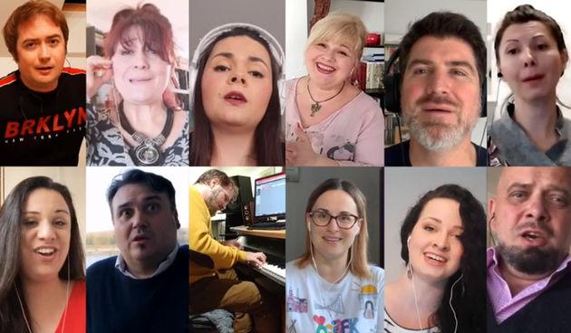 Solisti osječkog HNK prepjevali najljepšu pjesmu o Osijeku