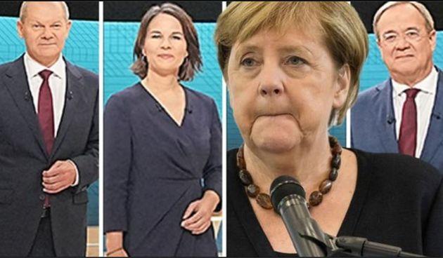 Dva muškarca i jedna žena u utrci za kancelara - tko će naslijediti Angelu Merkel?