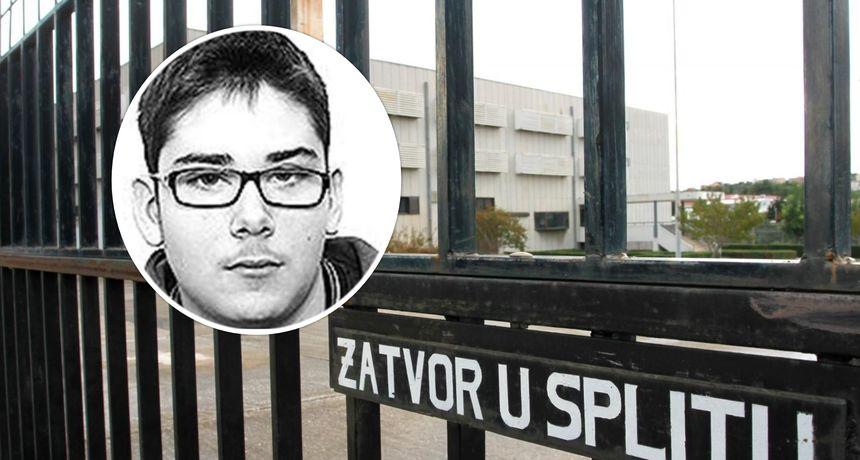 Zašto zatvor u Splitu ne želi dati imena cimera Kristiana Vukasovića? Medicinskom vještačenju se protivi i tužiteljstvo