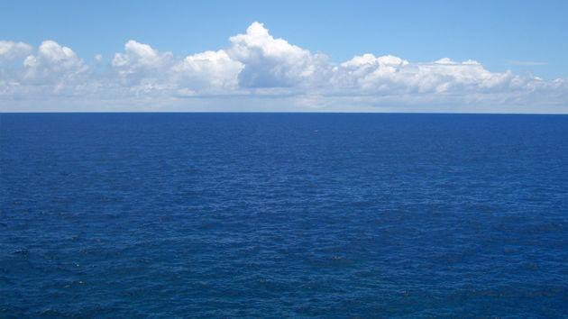 Pacifik, Tihi ocean, More