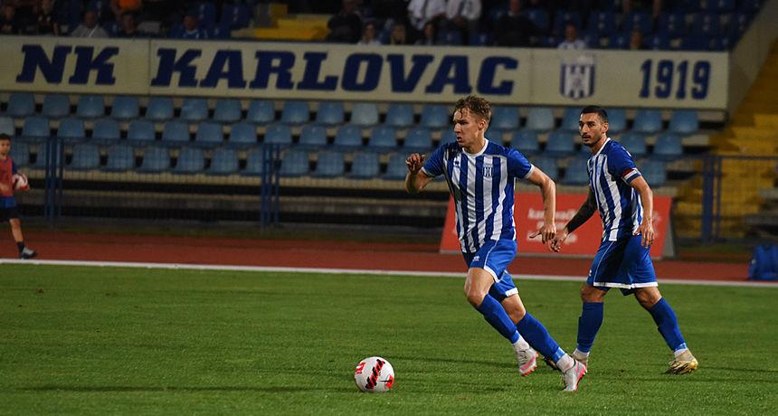Karlovački nogometaši svladali sisačku Segestu sa 4:1, na ljestvici 3. HNL i dalje su na drugom mjestu