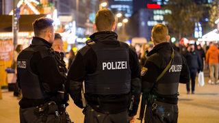 Njemačka, policija