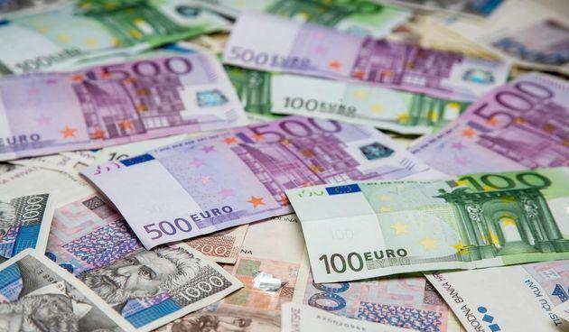 Novac, euri, kune