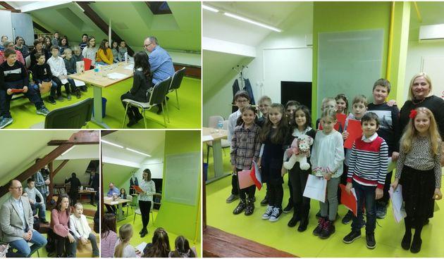 Promocija zbornika 'Mozaik poezije i proze' u Knjižnici i čitaonici Šenkovec