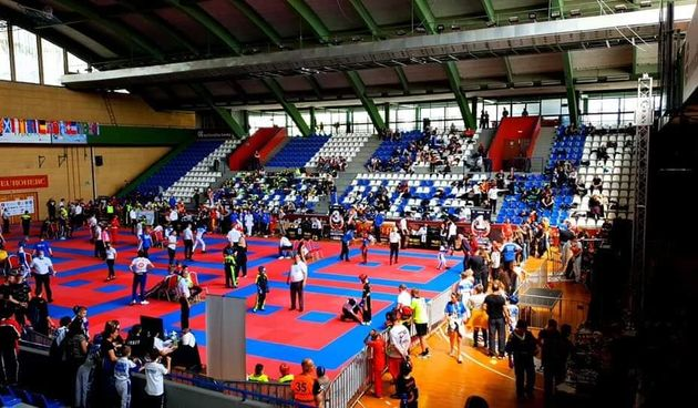 Europski kup u kickboxingu bio najmasovniji ove godine u svijetu - dva zlatna odličja ostaju u rukama karlovačkih