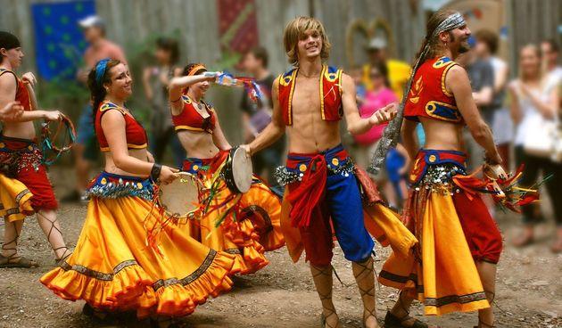Kakvo porijeklo ima romski ples?