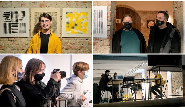 FOTOGALERIJA Službeno je otvoren MOP festival, publici se predstavio Mihael Miklošić
