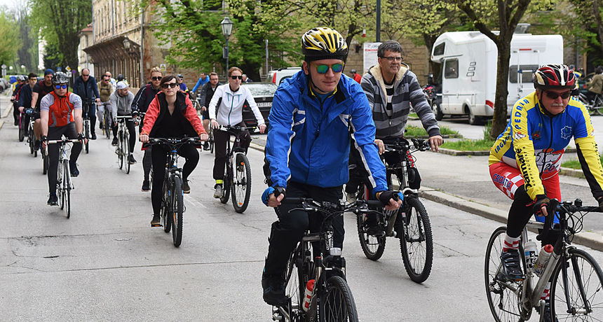 Najduža, 2. etapa Tour of Croatia u srijedu kreće od karlovačke Žabe - posebna regulacija prometa i zatvorene ulice u središtu grada