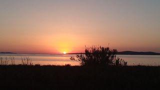 Ljetni zalazak sunca @ Privlaka (thumbnail)