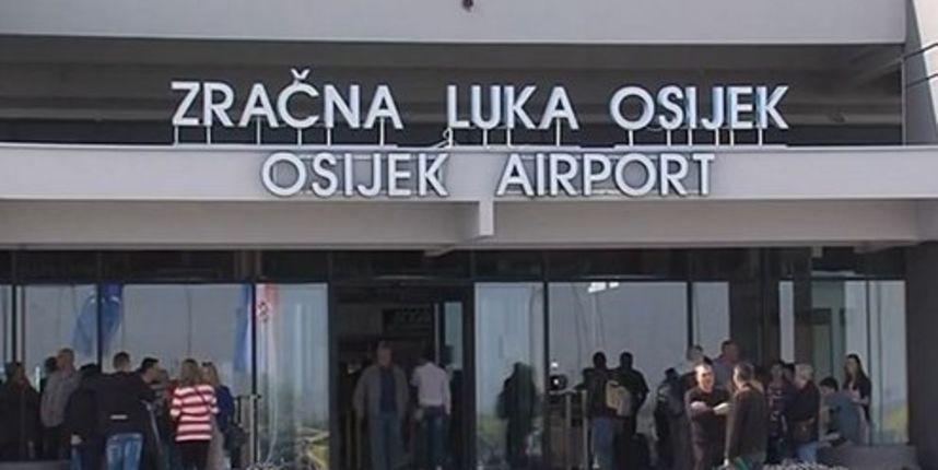 Osječka zračna luka proslavila prvih 35 godina rada