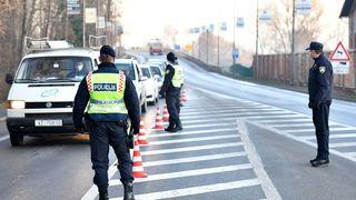 propusnice policija dravski most