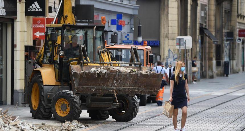 Samo jedan zastupnik protiv: Zakon o obnovi Zagreba od potresa ide u drugo čitanje