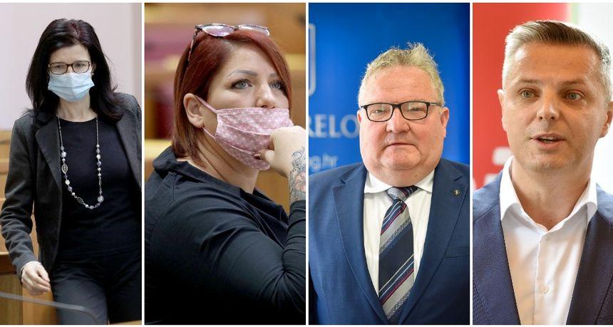 MEĐIMURCI U SABORU Andreja Marić najaktivnija, Stjepan Kovač nijednom se nije javio za riječ