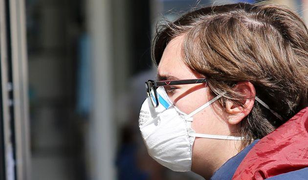 Zaštitne maske, ilustracija