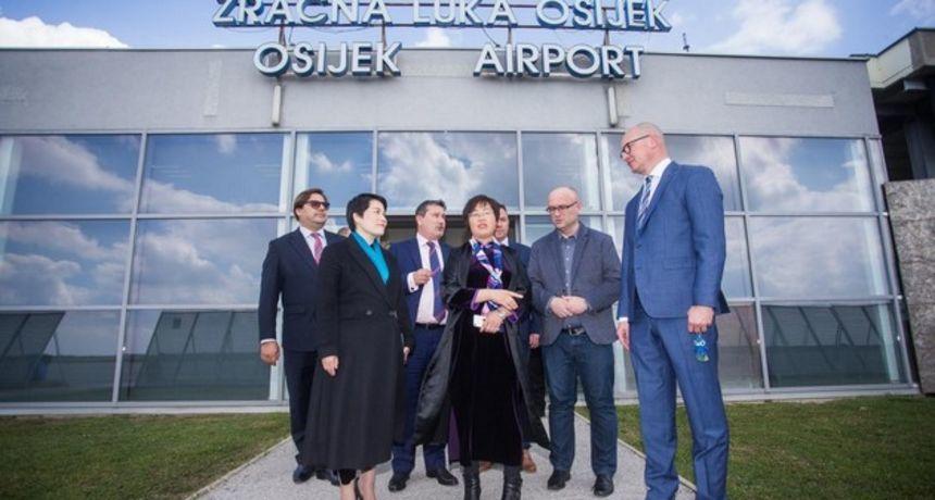Davor Forgić smijenjen s funkcije direktora Zračne luke Osijek