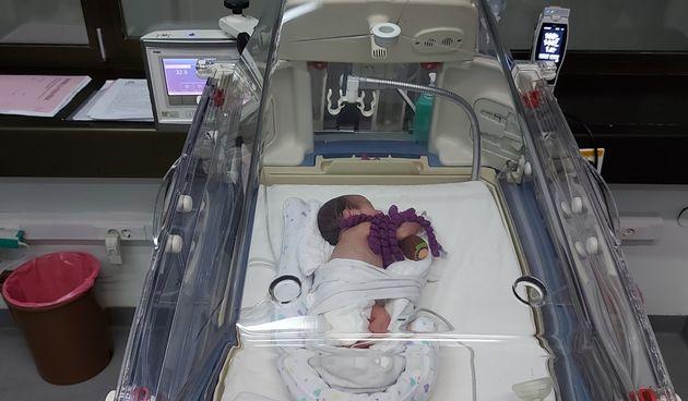 U Zavodu se liječe sva životno ugrožena novorođenčad koja se porode u svih šest zdravstvenih ustanova u Slavoniji