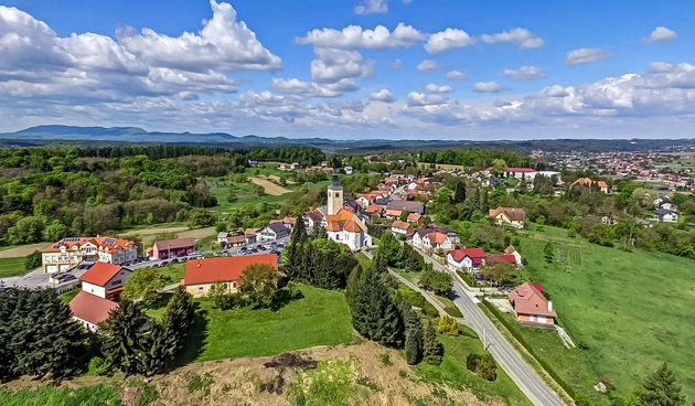 Općina Maruševec - naslovna