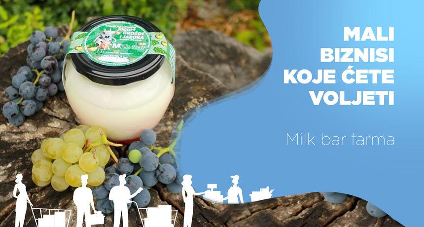 Simpatični Mario osvojio vas je u Večeri za pet na selu: Predstavljamo njegov Milk bar, farmu s koje možete i naručiti dostavu!