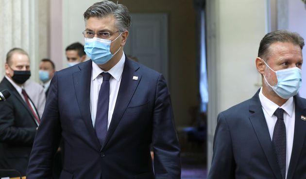 'Kad kaže da je ovo novi HDZ, čini se da Plenković misli samo na sebe. Minimum bi bio da se ispričaju građanima.'