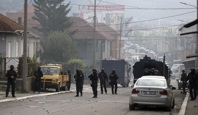 Kosovo ratno stanje