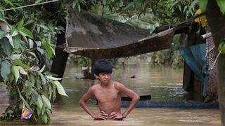 Filipini, oluja, poplave