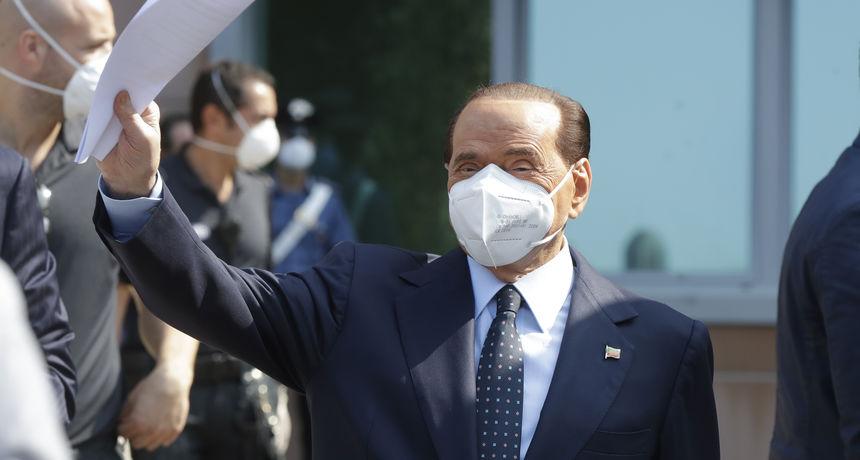 Berlusconi (83) pobijedio koronavirus: 'Sve me boljelo, mislio sam da neću preživjeti'